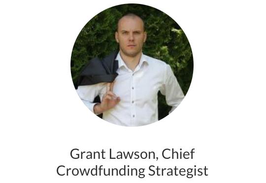 InventureX: Interviewing Grant Lawson, Chief Crowdfunding Strategist